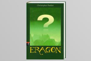 Eragon 4 Cover mit Fragezeichen