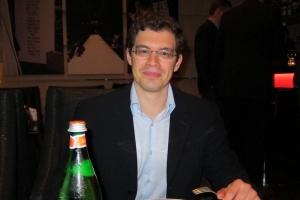 Christopher Paolini in Deutschland