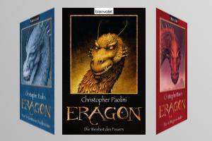 Cover Eragon 3 Taschenbuch