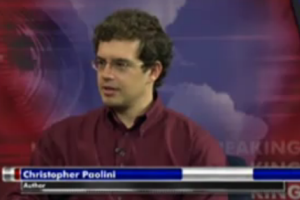 Christopher Paolini Interview